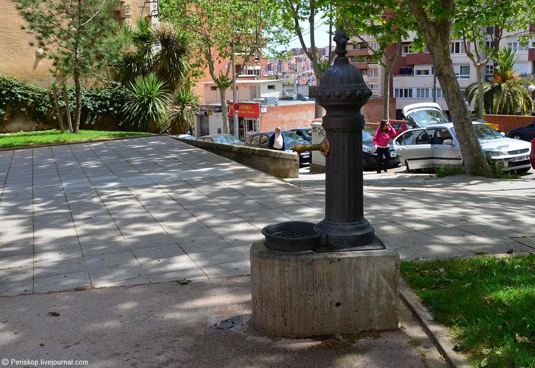 Барселона. Как живут каталонские работяги