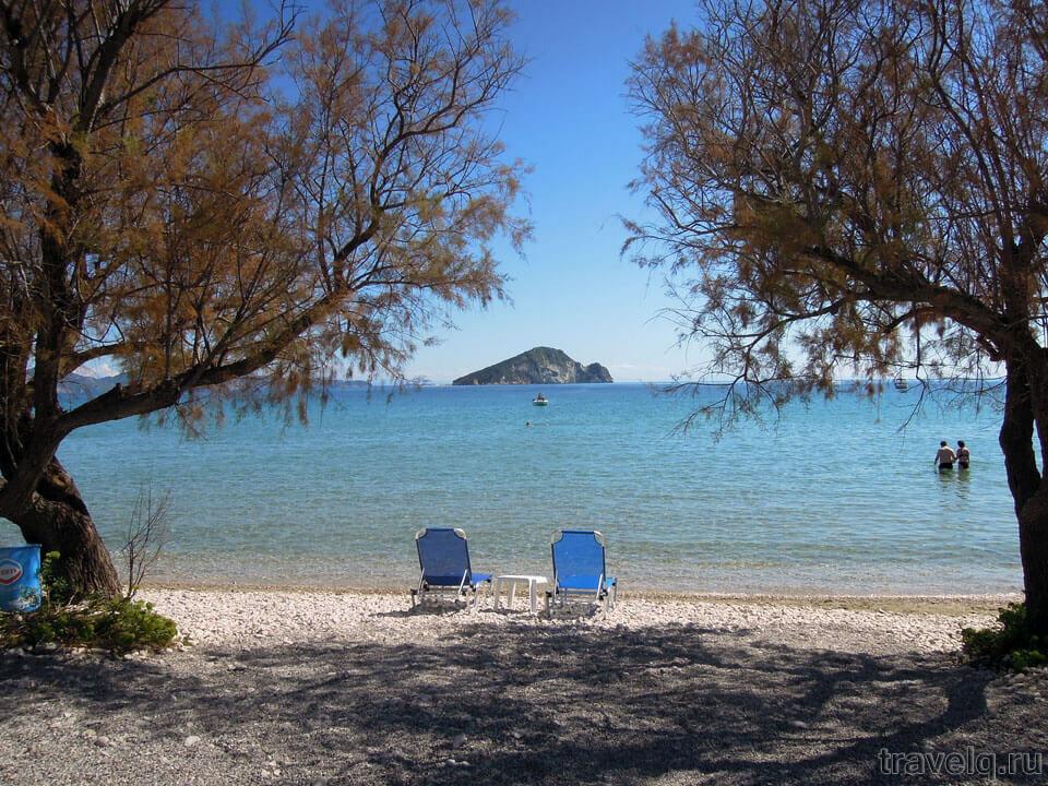 Пляж Лимни Кери