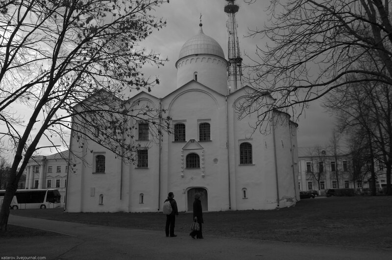 Ярославово дворище и Торг