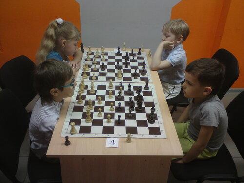 шахматы последний турнир
