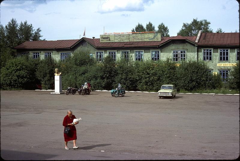 Около Иркутска