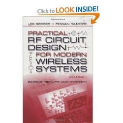 Книга Practical RF Circuit Design for Modern Wireless Systems, Volume I : Passive Circuits and Systems