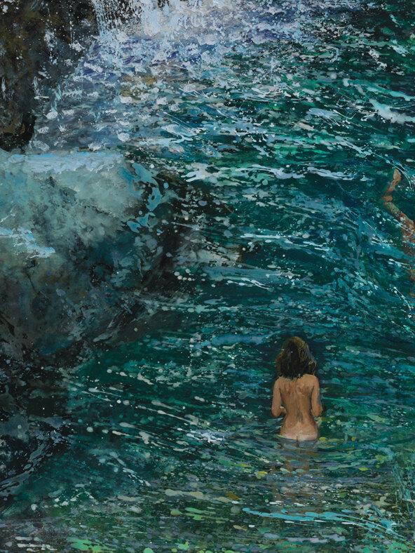 www.triinochka.ru/ И только море было вправе твоей гордиться наготой. Греческая художница Мария Filopou