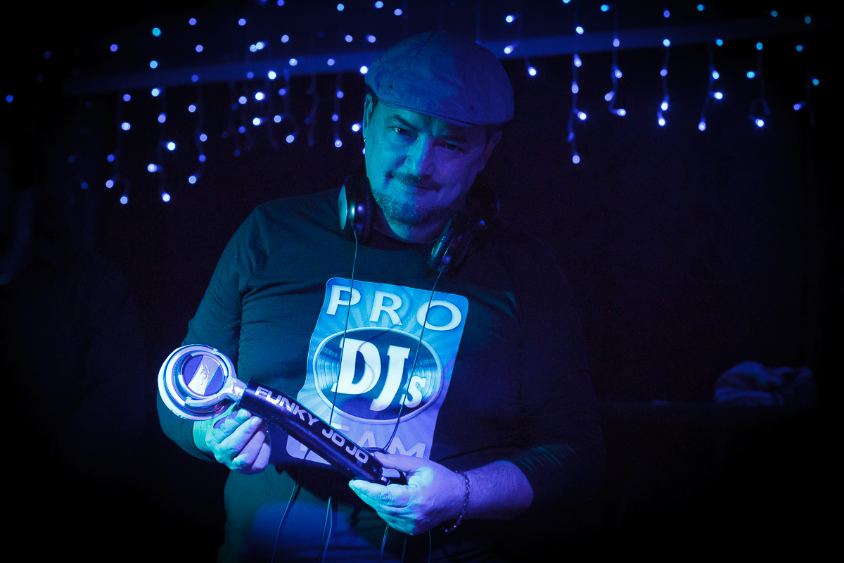 DJ Funky JOJO 3