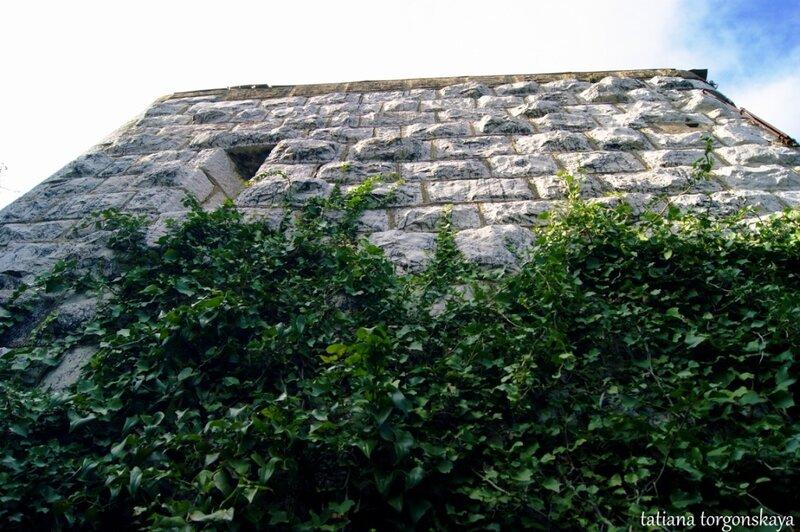Внешний вид крепости
