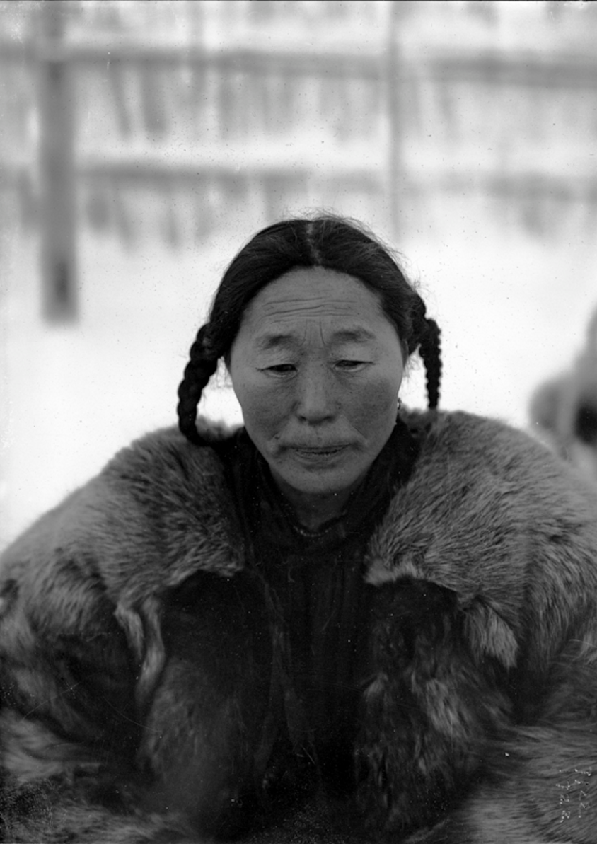 Юкагирка, Сибирь, 1902