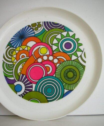 роспись посуды