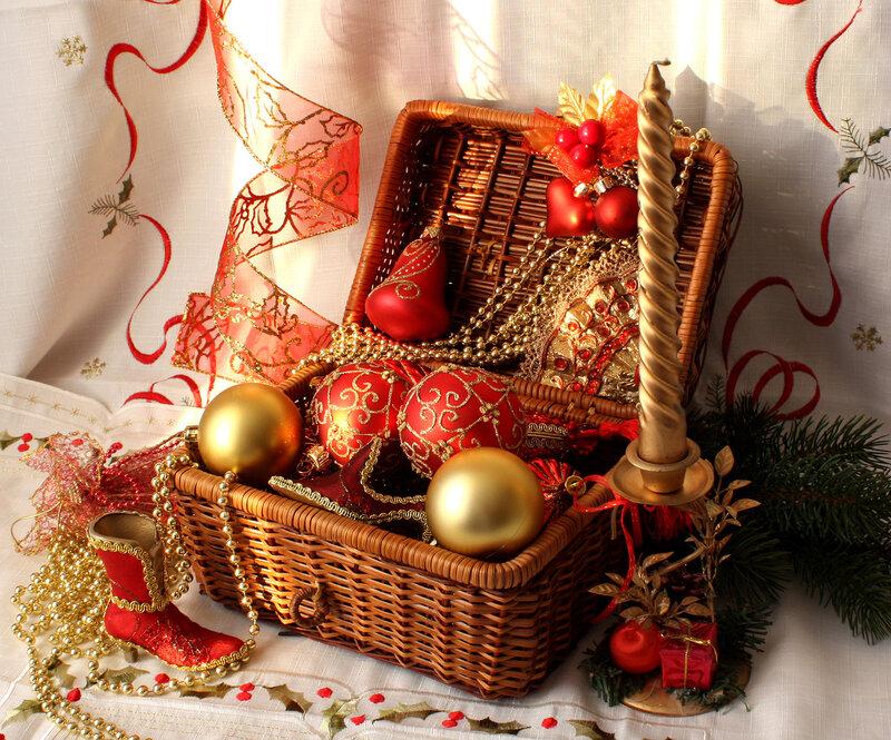 В ожидании новогодней сказки