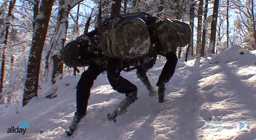 Военные роботы от Boston Dynamics. Обзор и видео.