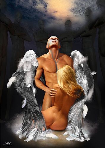 Серый ангел