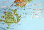 Карта Русского острова (Russian Island Map)