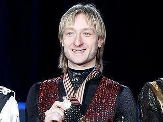 Евгений Плющенко - победитель Чемпионата Европы 2010