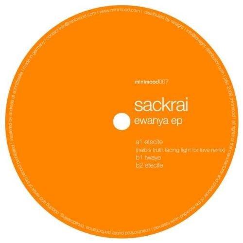 Sackrai - Ewanya EP (2008)