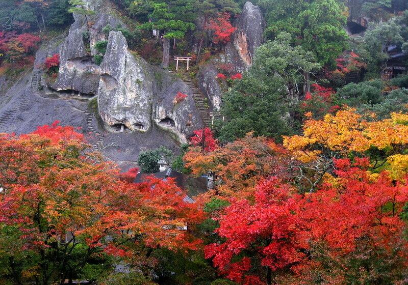Японский ландшафтный ландшафтный