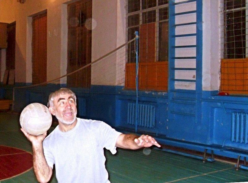 В спортзале (4)