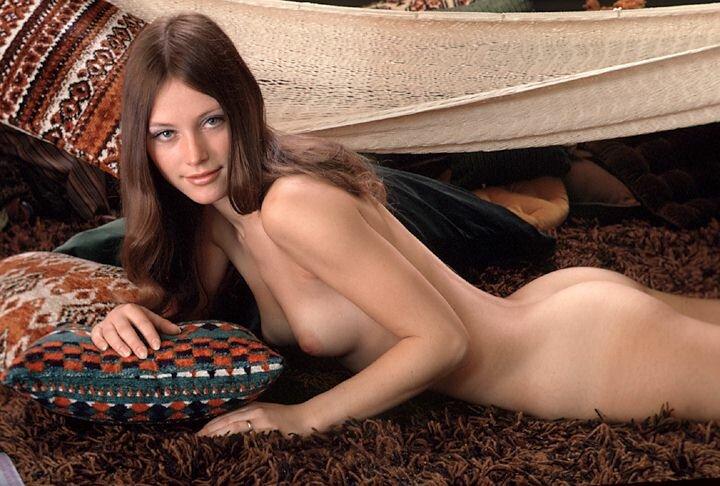 "Мисс Интернет.November: Miss November 1972, Lena Sjööblom, ""The First Lady of the Internet"""