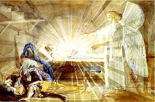 Александр иванов сон иосифа 1850 е гг
