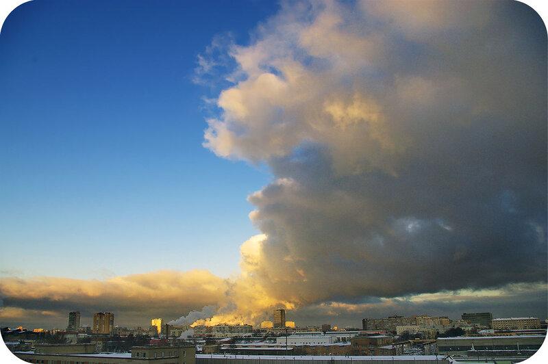 Фабрика по производству облаков