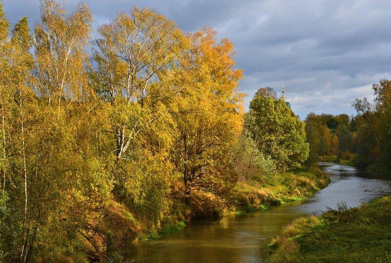 Осень на Воре