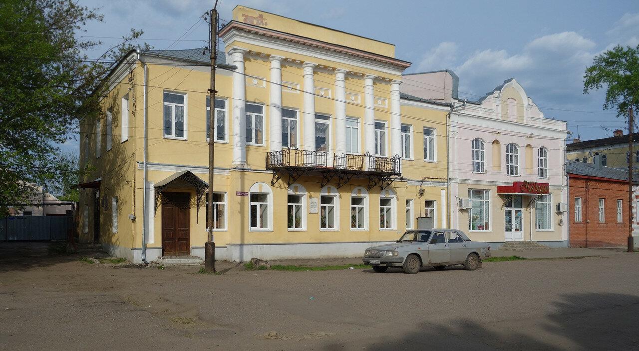дом 19 века