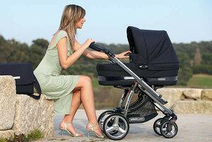 Готовясь к появлению малыша - стоит подумать и о коляске
