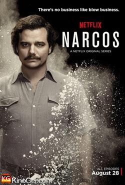 Narcos Staffel 01-03 (2015)