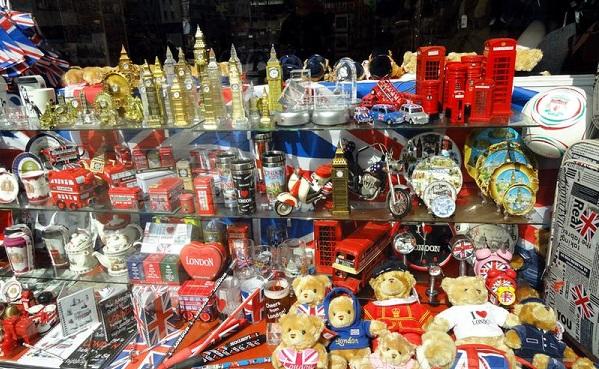Сувениры из англии