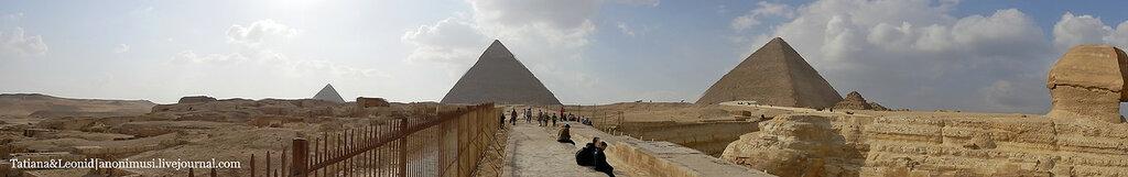 Египетские пирамиды. Каир.