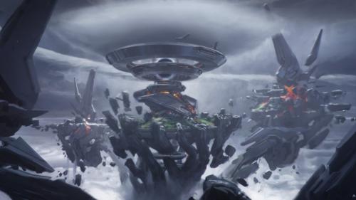 Halo 5 Стражи [Sentinels]