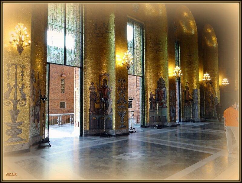 Золотой зал Ратуши