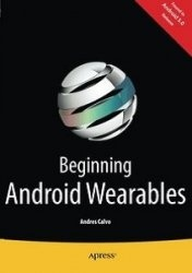 Книга Beginning Android Wearables