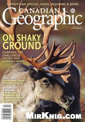 Canadian Geographic Magazine (April 2014)