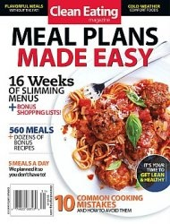 Clean Eating - 52 Week Meal Plan 2013