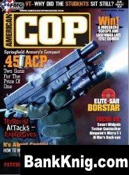 Журнал American Cop 2008-03-04 pdf 17,29Мб