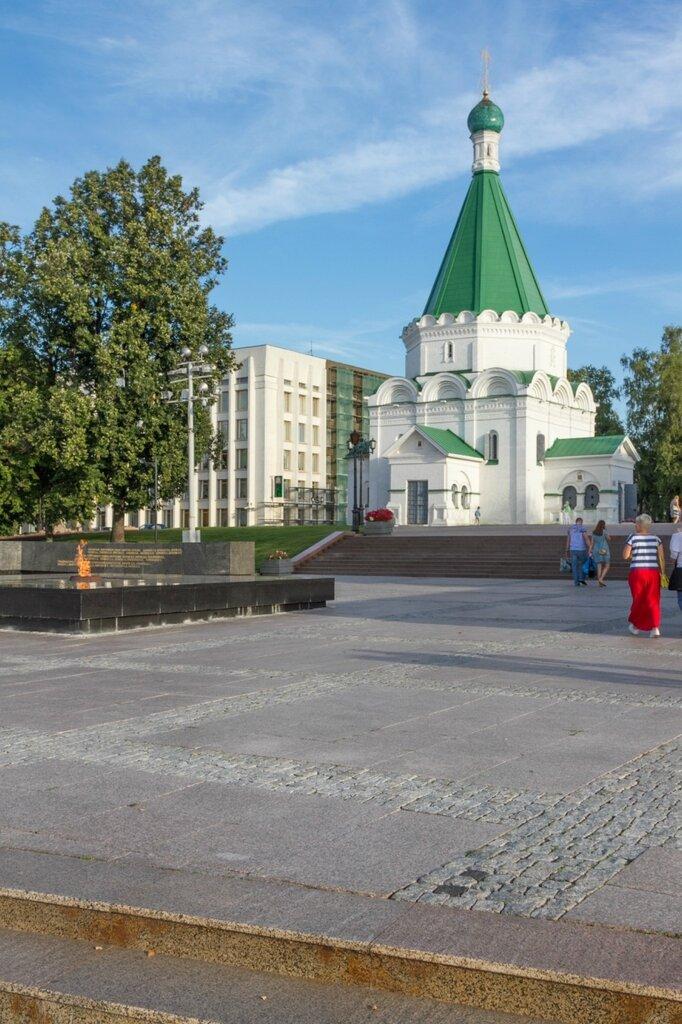 Михайло-Архангельский собор, Нижегородский кремль