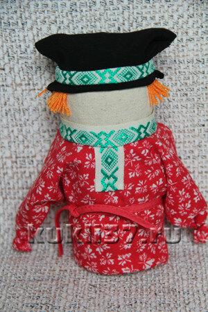 кукла-оберег Богач