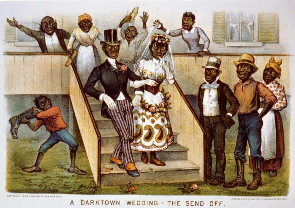 Дарктаунская свадьба: проводы