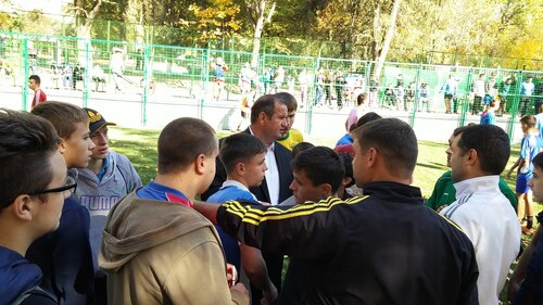 Inca un stadion a fost dat in exploatare in Or.Codru.