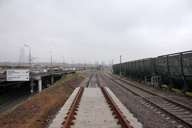 Станция Воробьёвы горы