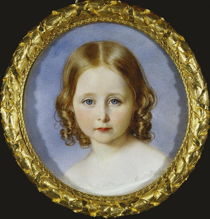 Сэр Уильям Росс (1794-1860)Принцесса Алиса (1843-1878), позже Великая княгиня Гессен  1847