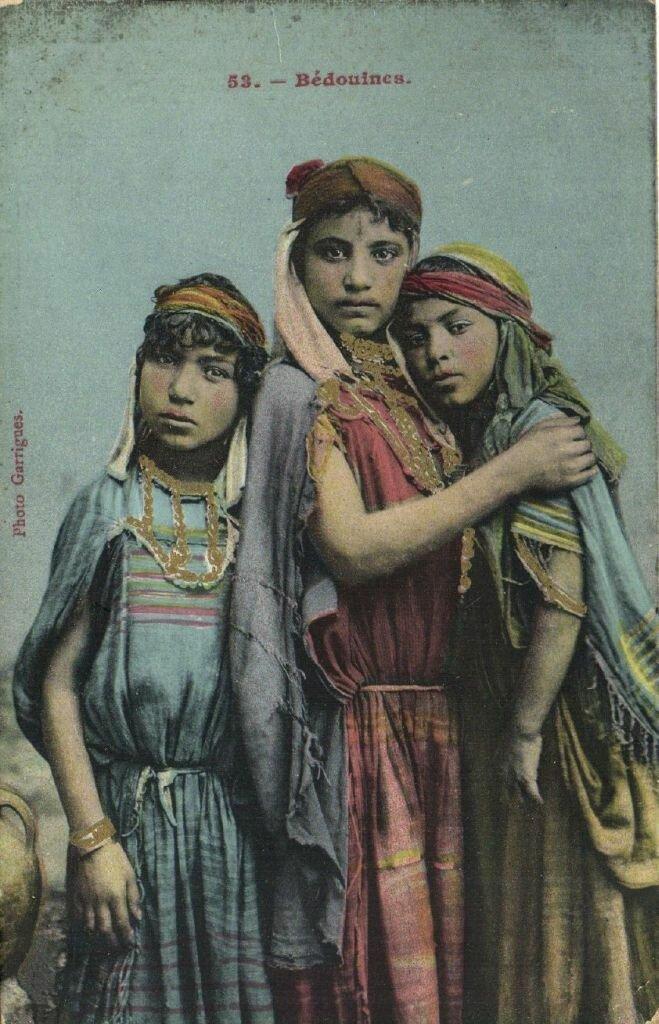 Бедуинки