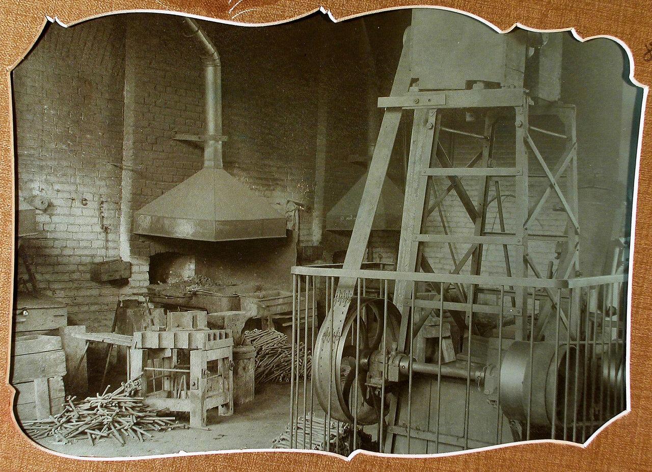 Кузнечное отделение Мариинского машиностроительного завода