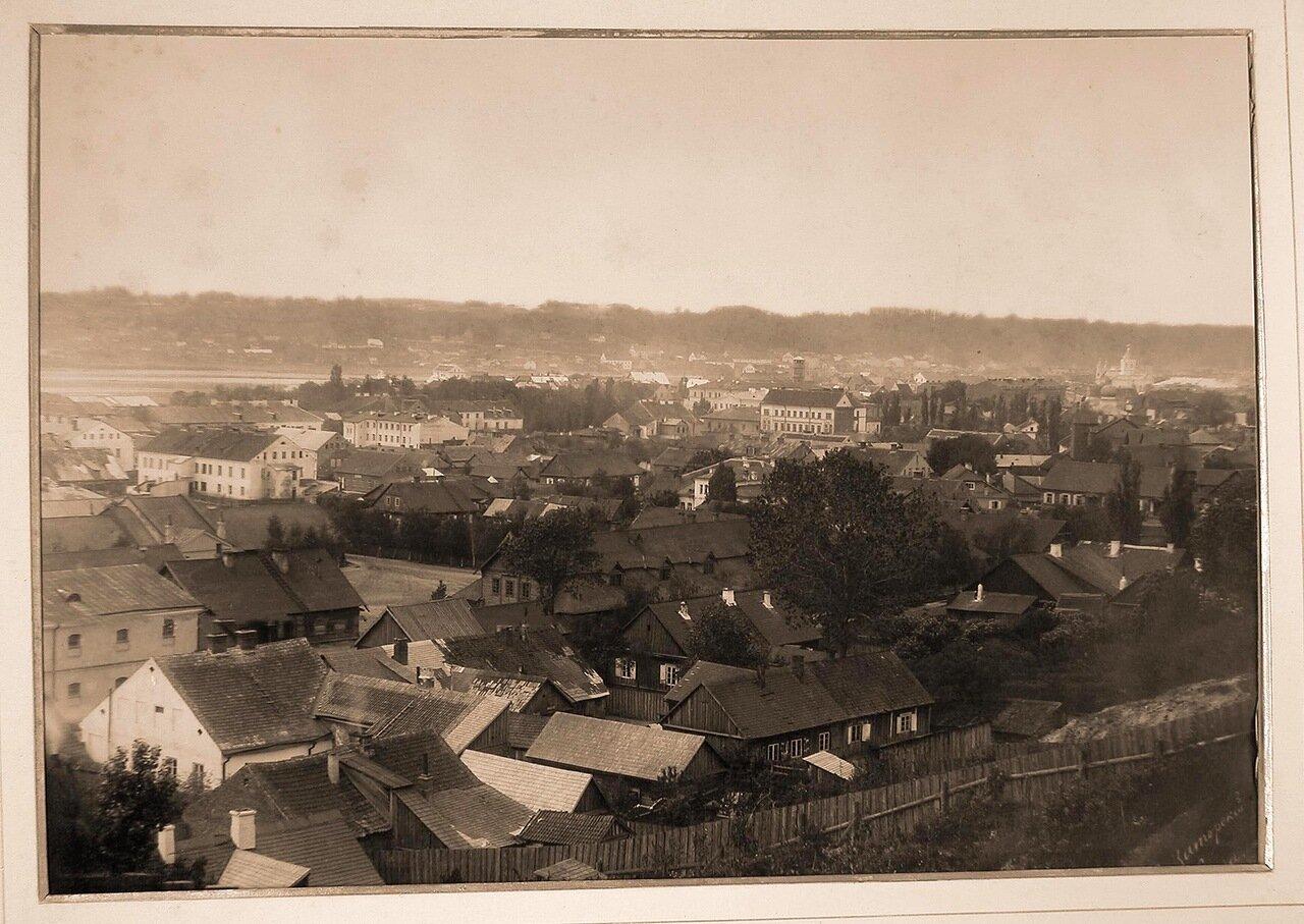 10. Общий вид южной части города