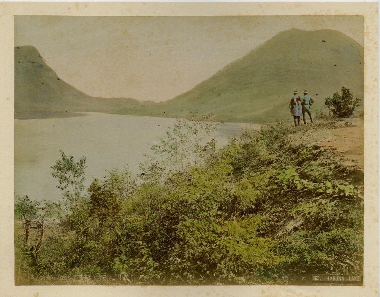 Озеро Харуна