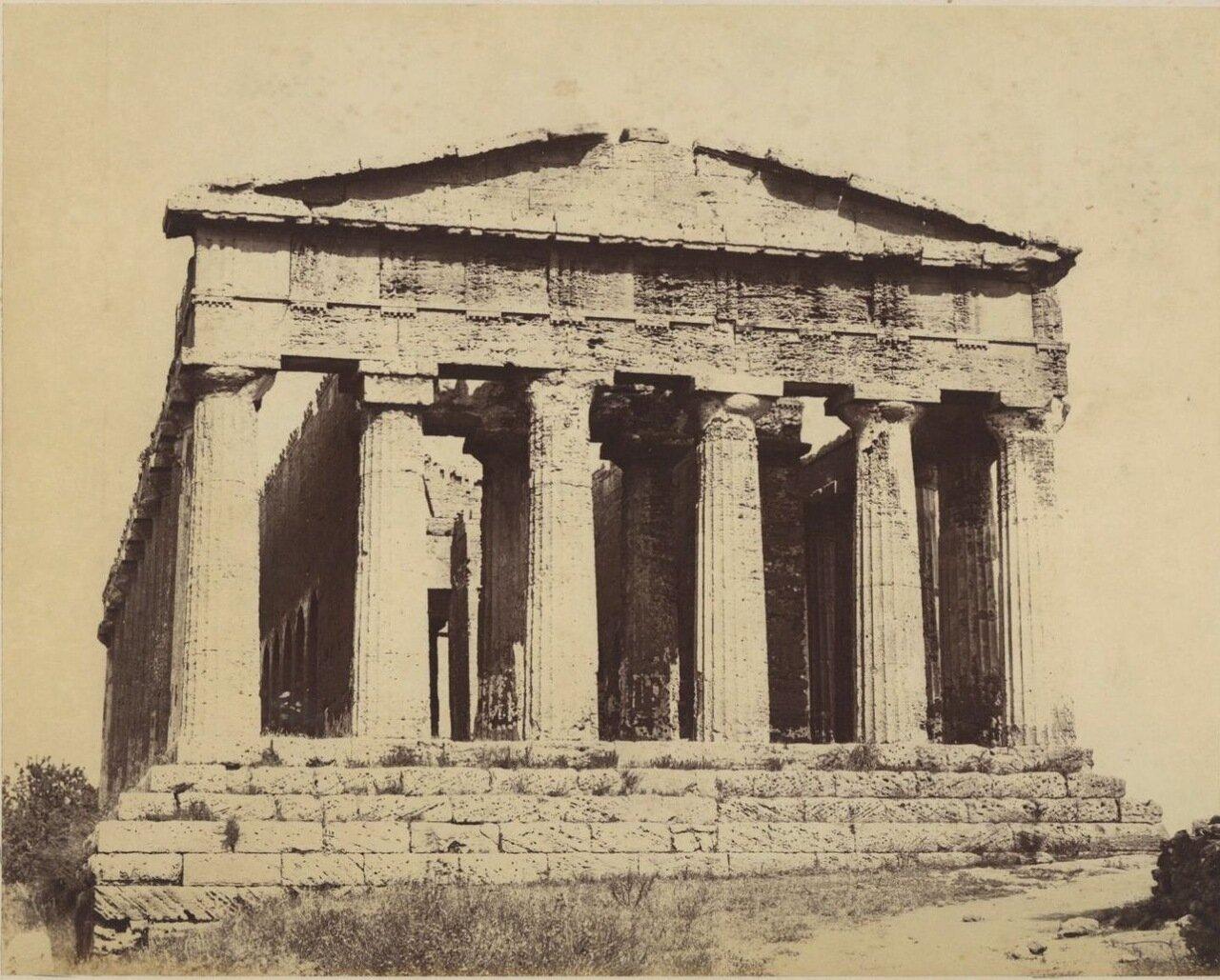 Агригентум. Храм Согласия