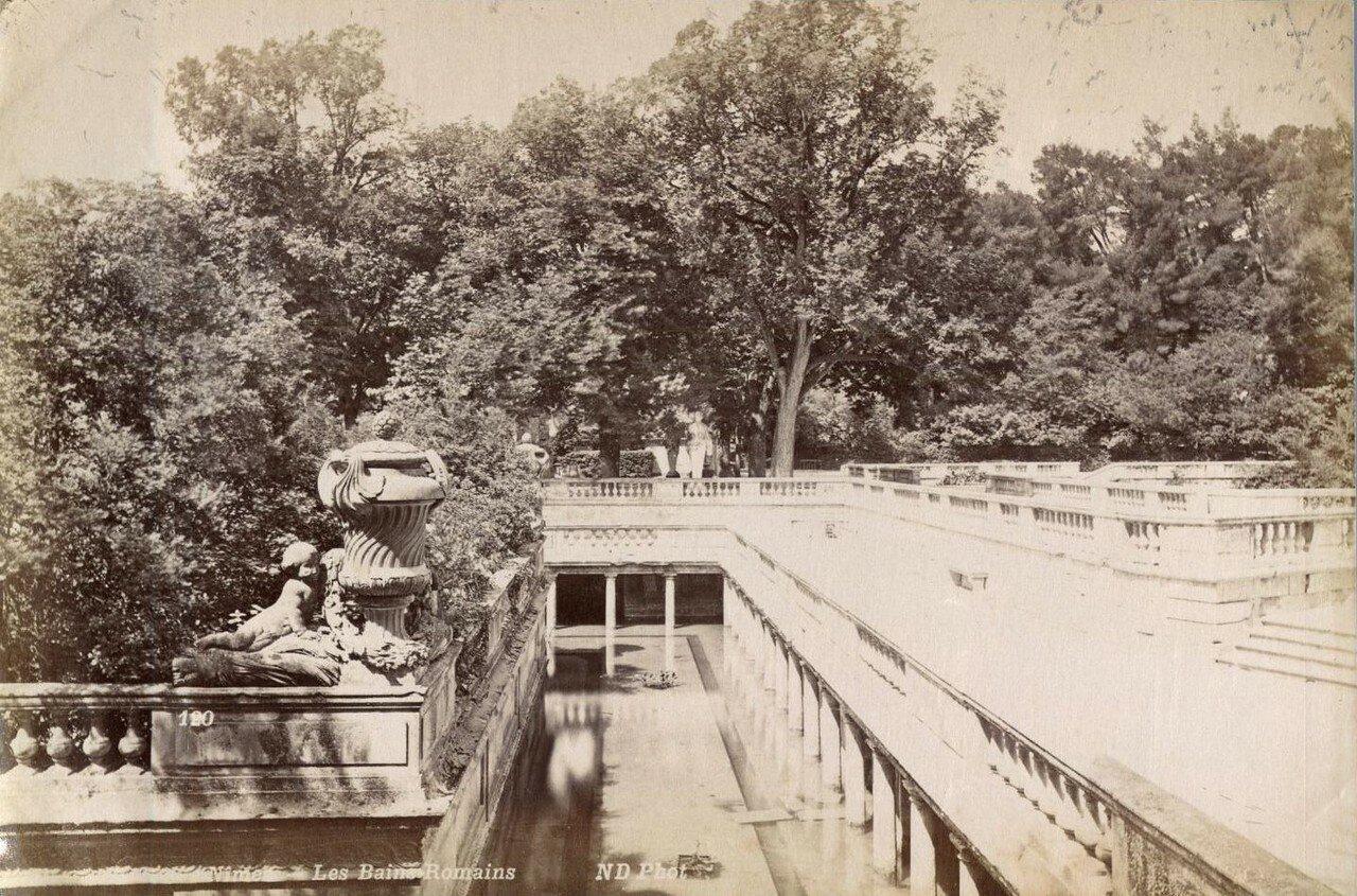 Римские бани. 1890-е