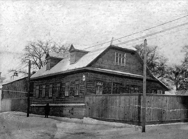 Дом священника Никольского собора на Калужской улице