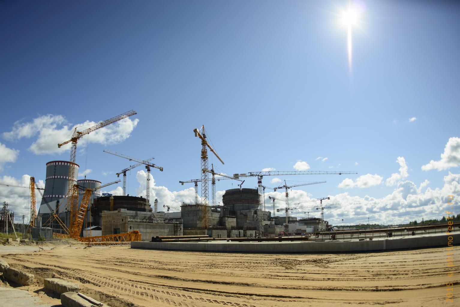 ЛАЭС1, стройплощадка ЛАЭС2, блогтур, лаэс, ленинградская область, сосновый бор