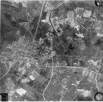 Немецкая авиасъёмка Оленино в 1941 году