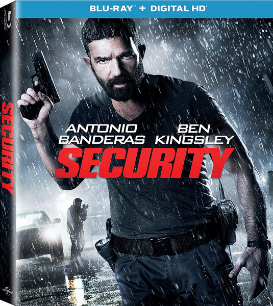 Охранник / Security (2016/BDRip/HDRip)